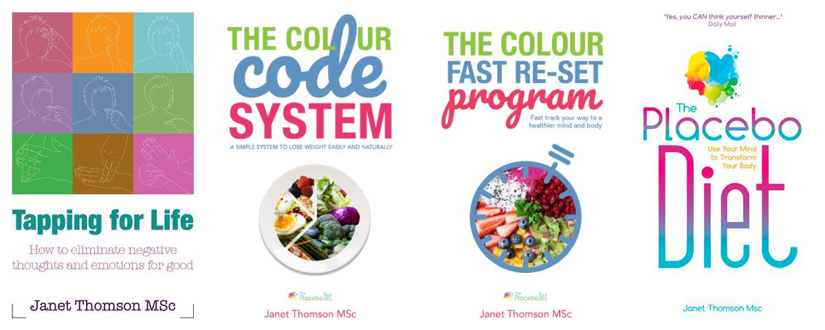 janet Thomson - Published books