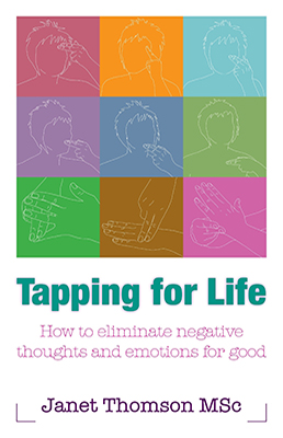Tapping For Life Book Cover